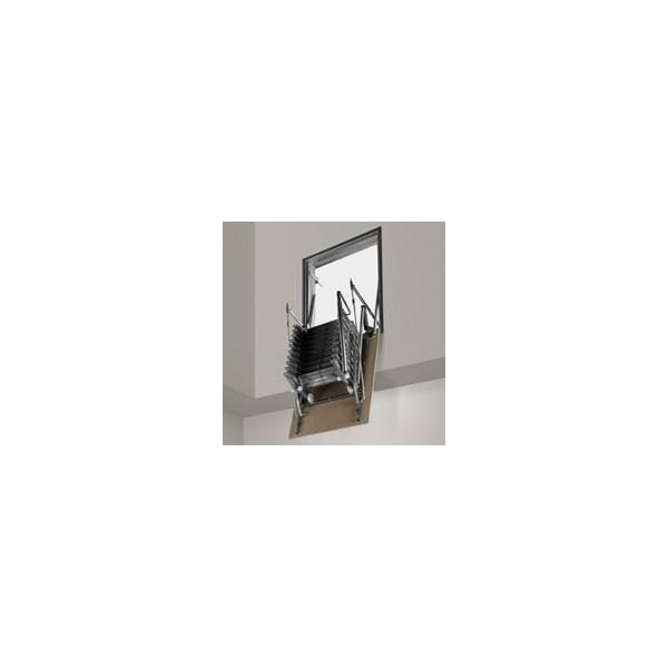 Echelle R Tractable Isol Paroi Verticale En Aluminium