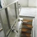 Trapdoors pour accès caves
