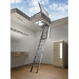 Escalier escamotable  Aci Tre Terrasse