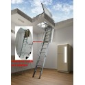 Escalier escamotable  Aci Quattro Terrasse