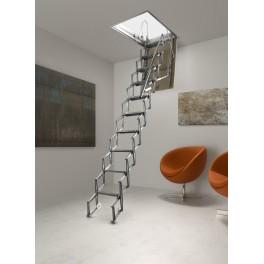 escalier escamotable alluminium
